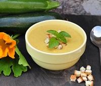 Легкий крем-суп из кабачков - 10 самых простых и вкусных рецептов