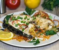 Рыба зубатка - 10 самых вкусных рецептов приготовления