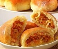 Пирожки с капустой в духовке - 8 самых простых и вкусных рецептов