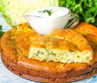 Капустный пирог в духовке - 8 самых простых и вкусных рецептов