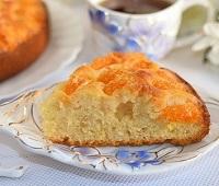 Пирог с мандаринами - 10 самых простых и вкусных рецептов приготовления