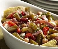 Салаты с красной консервированной фасолью - 12 самых вкусных рецептов