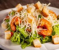 Салаты с креветками - 8 самых простых и вкусных рецептов приготовления