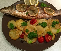 Рыба сибас - 10 самых вкусных рецептов приготовления