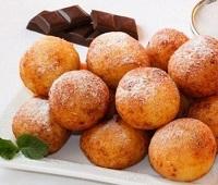 Творожные пончики жареные в масле на сковороде - 6 самых вкусных рецептов
