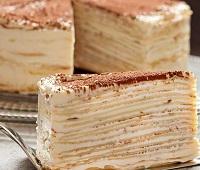 Сладкие блинные торты - 9 самых вкусных рецептов приготовления