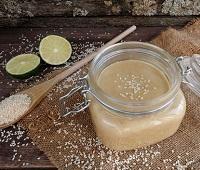Кунжутная паста тахини: что это такое, польза, из чего делают, с чем едят, рецепты