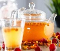 Чай из облепихи - 12 самых простых и вкусных рецептов