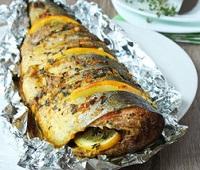 Горбуша, запеченная в духовке - 14 самых простых и вкусных рецептов приготовления