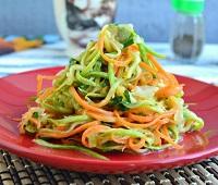 """Салат """"Кабачки по-корейски"""" на зиму - 11 самых простых и вкусных рецептов приготовления"""
