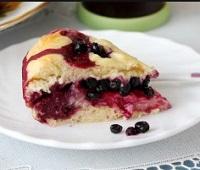 Пироги с жимолостью - 11 самых вкусных рецептов