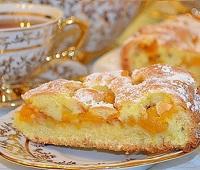 Пироги с абрикосами - 11 самых простых и вкусных рецептов приготовления