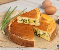 Что приготовить из зеленого лука - 12 самых простых и вкусных рецептов