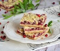 Брусничные пироги - 12 самых простых и вкусных рецептов приготовления