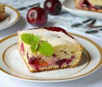 Сливовые пироги - 10 самых вкусных рецептов приготовления на любой вкус