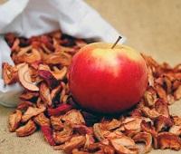 Как сушить яблоки в домашних условиях - в духовке, электросушилке, микроволновке, аэрогриле, на солнце, на нитке