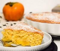 Пироги с хурмой - 12 самых простых и вкусных рецептов приготовления