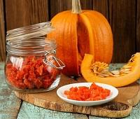 Сушеная тыква - польза, как сушить, калорийность, что приготовить, рецепты