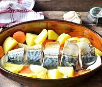 Как приготовить скумбрию в духовке - 11 самых простых и вкусных рецептов
