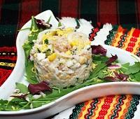 Салаты и закуски с мясом криля - 15 самых простых и очень вкусных рецептов приготовления
