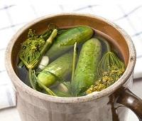 Как приготовить хрустящие малосольные огурцы в кастрюле - 8 самых простых и очень вкусных пошаговых рецептов