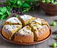 Как приготовить пирог с крыжовником - 9 самых простых и очень вкусных рецептов