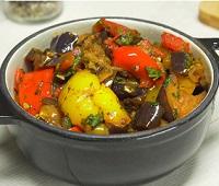 Соте из баклажанов - 8 самых простых и очень вкусных рецептов приготовления