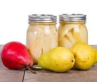 Как приготовить груши в сиропе на зиму - 7 самых простых и очень вкусных рецептов
