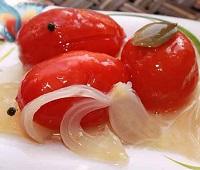 Помидоры в желатине на зиму - 7 самых простых и очень вкусных рецептов