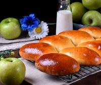 Пирожки с яблоками в духовке - 8 самых простых и очень вкусных пошаговых рецепта